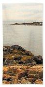 Moody View 2 Beach Towel