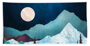 Moon Bay Beach Towel