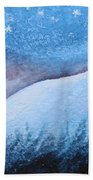Moon Glow Beach Towel