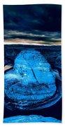 Moon Light Glory Beach Towel