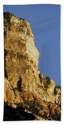 Moonrise Over Grand Canyon Beach Towel