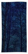 Moonshine 12 Blue Sky Beach Towel