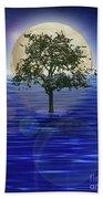 Moontree Beach Towel