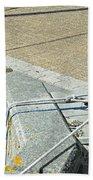 Mooring Ropes - Ryde Harbour Beach Towel