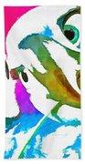 More Rare Birds Beach Towel