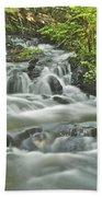 Morgan Falls 4584 Beach Towel