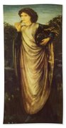 Morgan Le Fay 1862 Beach Towel