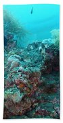 Morish Idols Beach Towel
