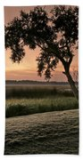Morning Dew Beach Towel