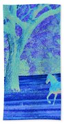 Morning Gallup Beach Towel