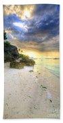 Morning Glow Beach Sheet