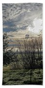 Morning Is Coming Beach Towel