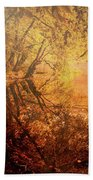 Morning Light Beach Towel by Okan YILMAZ