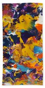 Morning Madness Beach Towel