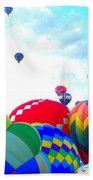 Morning Skies Beach Towel