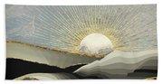 Morning Sun Beach Sheet