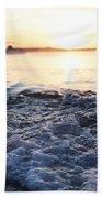 Morning Sunrise 09-02-18 #8 Beach Sheet