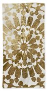 Moroccan Gold II Beach Towel
