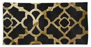 Moroccan Gold IIi Beach Towel