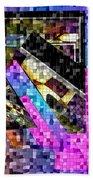 Mosaic #106 Beach Towel