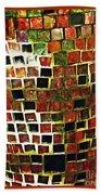 Mosaic 16 Beach Towel
