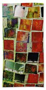 Mosaic 17 Beach Towel