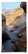Mosaic Canyon Beach Towel