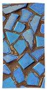 Mosaic No. 31-1 Beach Towel