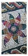 Mosaico Pavimentale Beach Towel