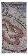 mosaics in Ravenna II Beach Towel