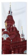Moscow04 Beach Towel
