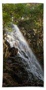 Mosher Hill Falls Beach Towel