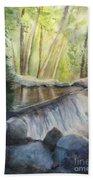 Mosquito Creek 3 Beach Towel