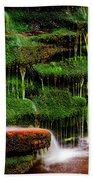 Moss Falls - 2981-2 Beach Towel