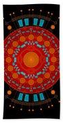 Mother Color Beach Towel