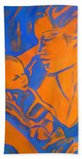 Motherhood II Beach Towel