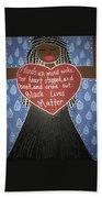 Mothers Of Black Lives Matter  Beach Sheet