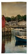 Motif Number One Beach Towel by Robin-Lee Vieira