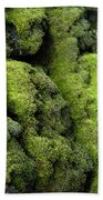 Mounds Of Moss Beach Towel