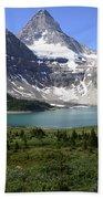 Mount Assiniboine Canada 16 Beach Towel