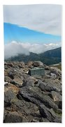 Mount Washington Observatory Beach Towel
