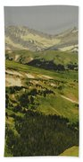 Mountain Country Beach Towel