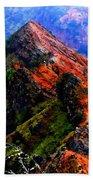 Mountain Landscape 27  Beach Towel
