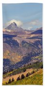 Mountain Splendor 2 Beach Towel