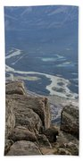 Mountain View Beach Towel