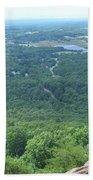 Mountain Views Beach Sheet