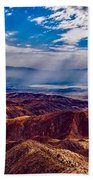 Mountain Vista Beach Towel