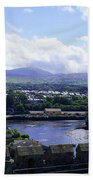 Mountains Of Wales Beach Towel