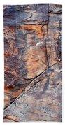Mouse's Tank Canyon Wall Beach Towel