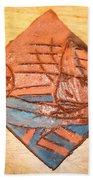 Mpeeka - Tile Beach Towel